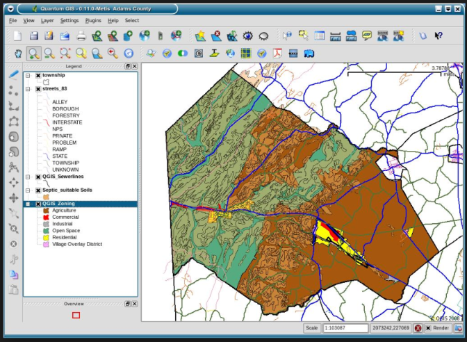 Open Source GIS Softwares you can use